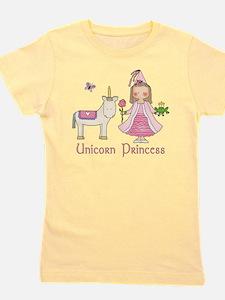 Unique Pink princess Girl's Tee