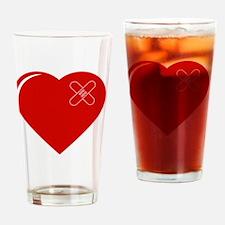 Cute Fix up Drinking Glass