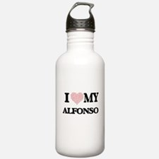 I Love my Alfonso (Hea Sports Water Bottle