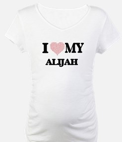 I Love my Alijah (Heart Made fro Shirt