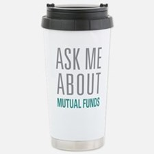 Mutual Funds Travel Mug