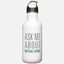 Mutual Funds Water Bottle