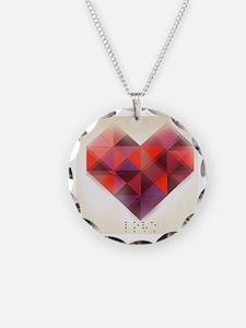 Unique Artsy Necklace