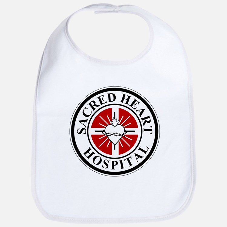 Sacred Heart Hospital Logo Bib