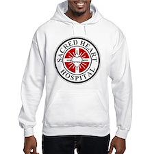 Sacred Heart Hospital Logo Hoodie
