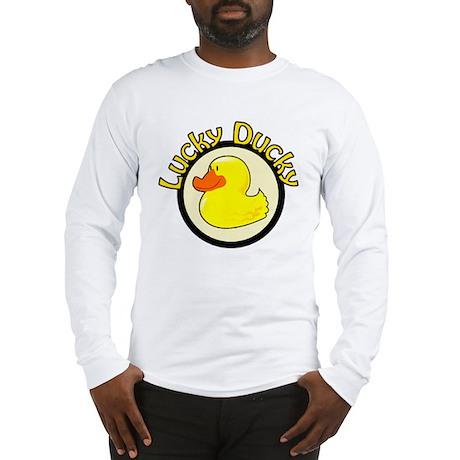Lucky Ducky Long Sleeve T-Shirt