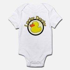 Lucky Ducky Infant Bodysuit