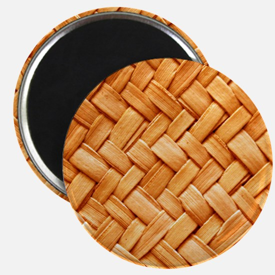 WOVEN STRAW Magnet