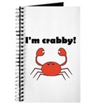 I'M CRABBY Journal