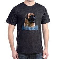 Bullmastiff(red)Name T-Shirt