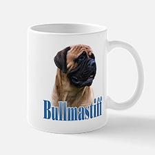 Bullmastiff(red)Name Mug