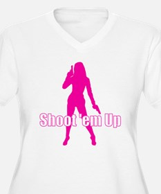 Pink Shoot 'em Up T-Shirt