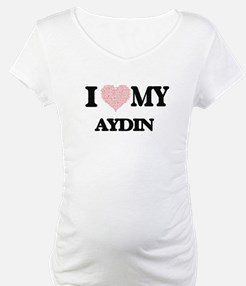 I Love my Aydin (Heart Made from Shirt
