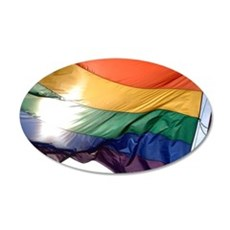 PRIDE FLAG Wall Decal
