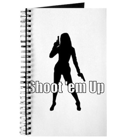 Black Shoot 'em Up Journal
