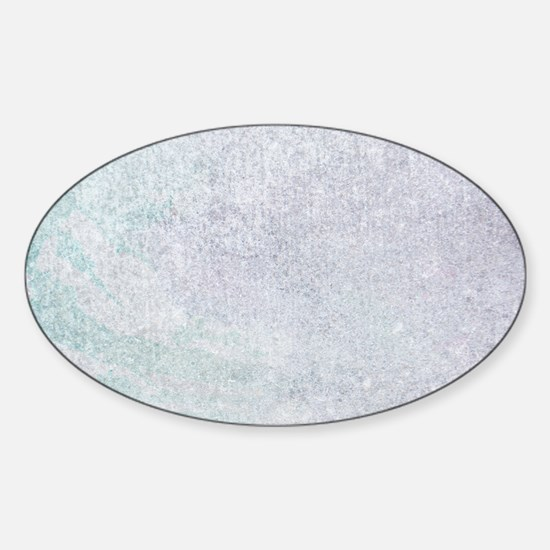 PAPER COLORS Sticker (Oval)