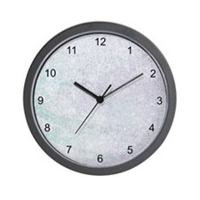 PAPER COLORS Wall Clock