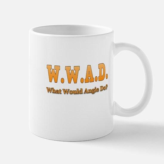 W.W.A.D. Mugs