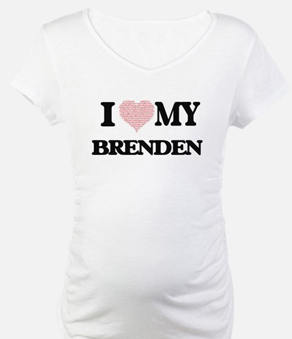 I Love my Brenden (Heart Made fr Shirt
