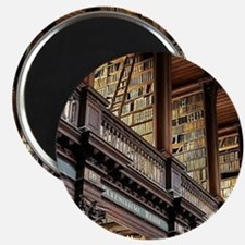 Classic Literary Library Books Magnets