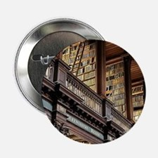 """Classic Literary Library B 2.25"""" Button (100 pack)"""