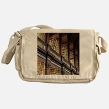 Classic Literary Library Books Messenger Bag