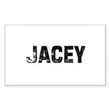 Jacey Rectangle Decal