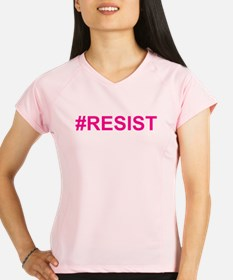 #RESIST Pink Performance Dry T-Shirt