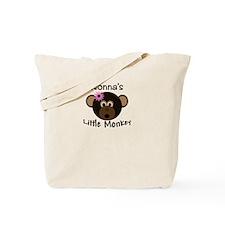Nonna's GIRL Little Monkey Tote Bag