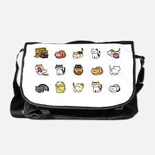 Neko Atsume Messenger Bag