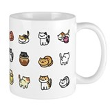 Japanese Small Mugs (11 oz)