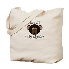 Nonna's BOY Little Monkey Tote Bag