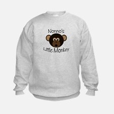 Nonno's BOY Little Monkey Sweatshirt