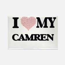 I Love my Camren (Heart Made from Love my Magnets