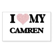 I Love my Camren (Heart Made from Love my Decal