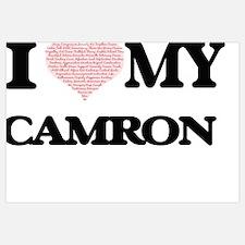Funny Camron Wall Art