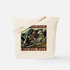 Cute Vintage transportation Tote Bag