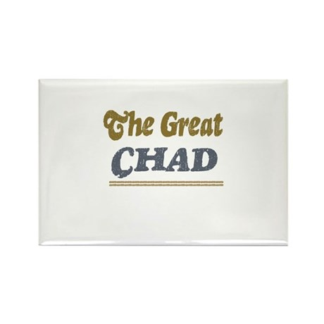 Chad Rectangle Magnet (10 pack)