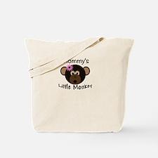 Mommy's GIRL Little Monkey Tote Bag