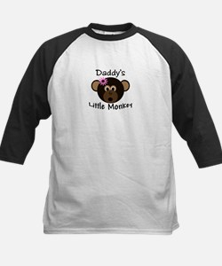 Daddy's GIRL Little Monkey Tee
