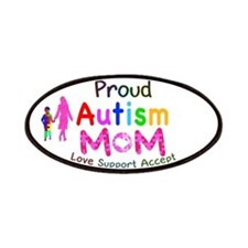 Proud Autism Mom Patch