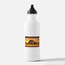 Egyptian pyramids Water Bottle