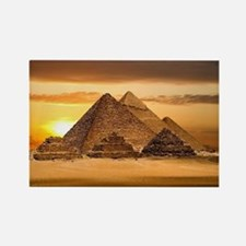 Egyptian pyramids Magnets