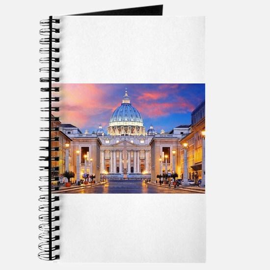 Vatican Rome Italy Journal