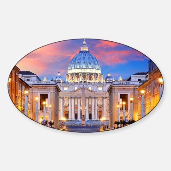 Vatican Rome Italy Decal