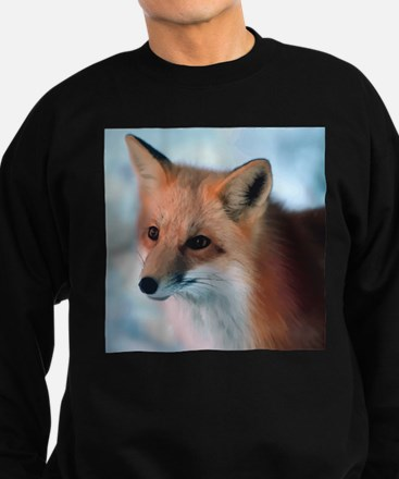 Cute Fox Sweatshirt