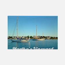 Edgartown Harbor Magnets