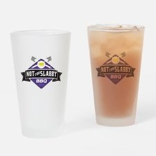Cute Competition bbq Drinking Glass