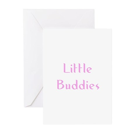 Little Buddies Greeting Cards (Pk of 10)