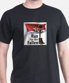Cool Fallen hero T-Shirt
